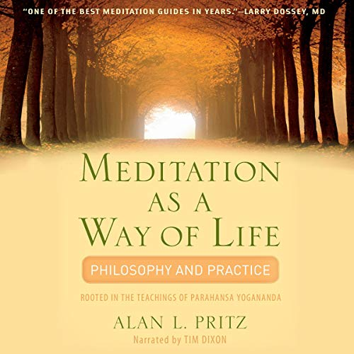 MeditationAsAWayOfLife_AudiobookCover
