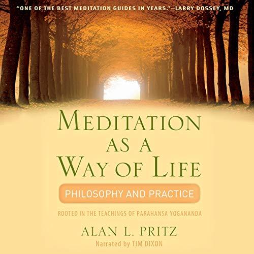 MeditationAsAWayOfLife_AudiobookCover